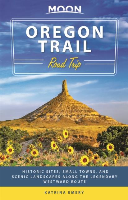 Moon Oregon Trail Road Trip (First Edition)
