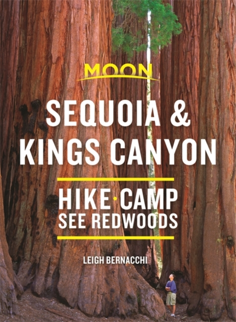 Moon Sequoia & Kings Canyon (First Edition)
