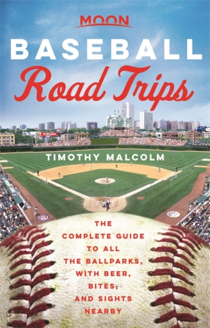 Moon Baseball Road Trips (First Edition)