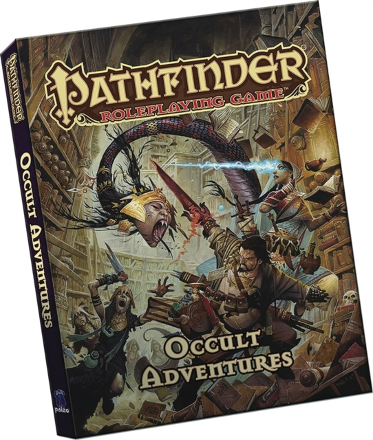 Pathfinder Roleplaying Game: Occult Adventures Pocket Edition