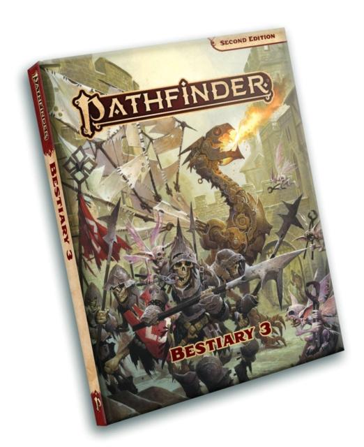 Pathfinder RPG Bestiary 3 (P2)