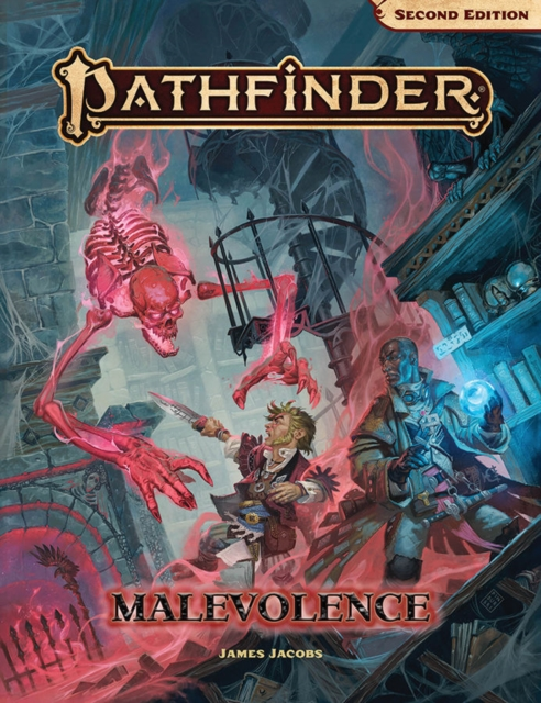 Pathfinder Adventure: Malevolence (P2)
