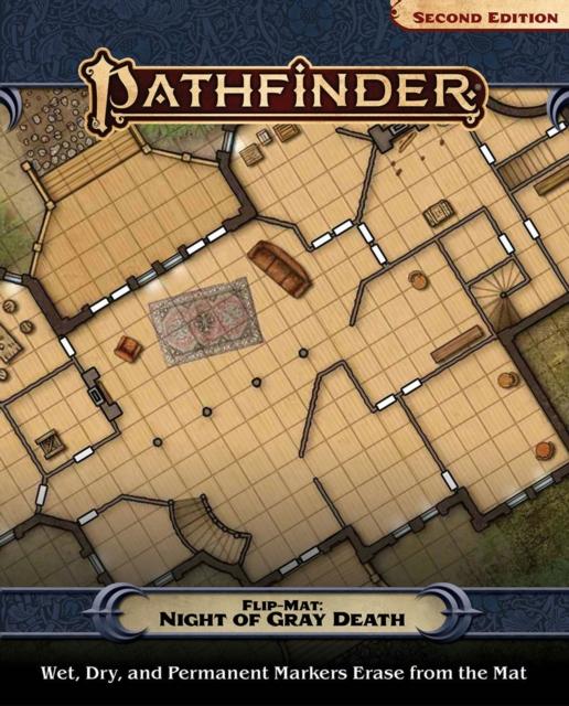 Pathfinder Flip-Mat: Night of the Gray Death (P2)