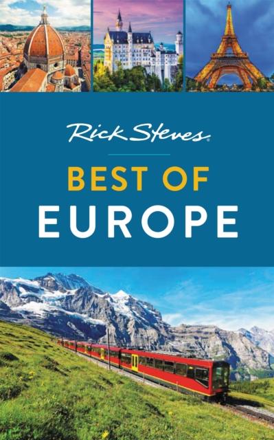 Rick Steves Best of Europe (Third Edition)