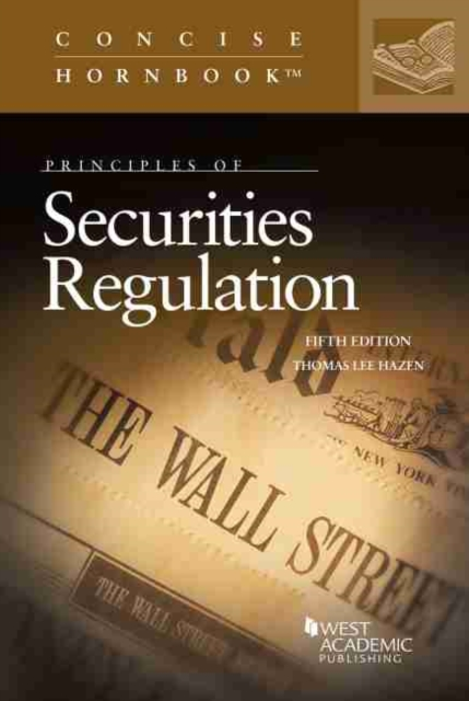 Principles of Securities Regulation