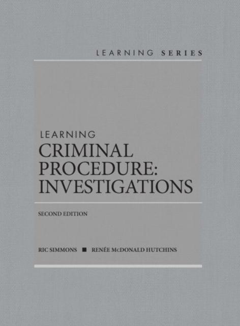 Learning Criminal Procedure