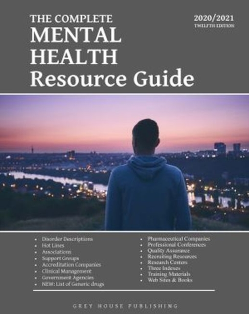 Complete Mental Health Resource Guide, 2020/21