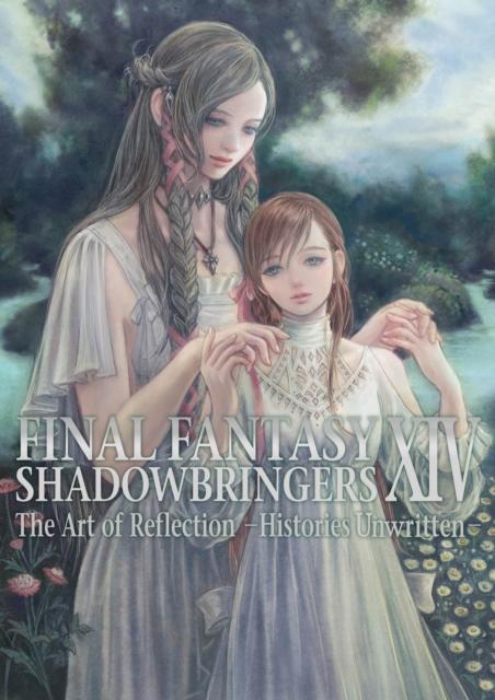 Final Fantasy Xiv: Shadowbringers Art Of Reflection - Histories Unwritten-