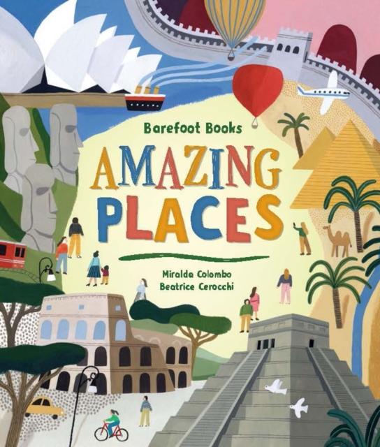 Barefoot Books Amazing Places