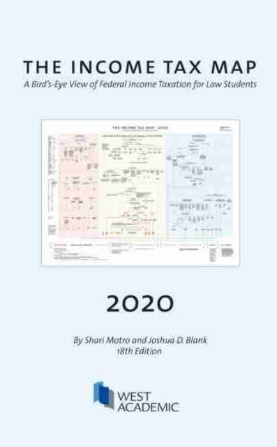 Income Tax Map, A Bird's-Eye View of Federal Income Taxation for Law Students, 2020