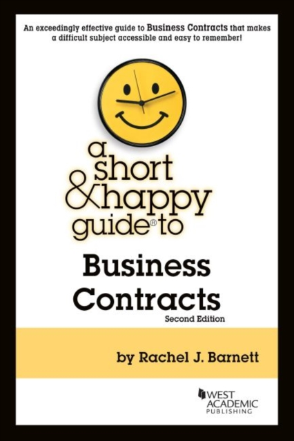 Short & Happy Guide to Business Contracts