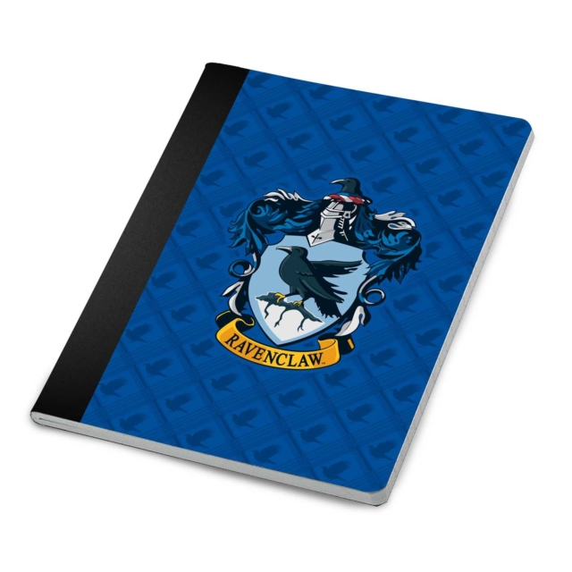 Harry Potter: Ravenclaw Notebook and Page Clip Set