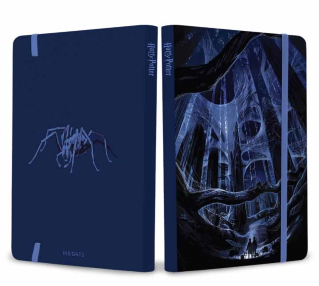 Harry Potter: Aragog Softcover Notebook