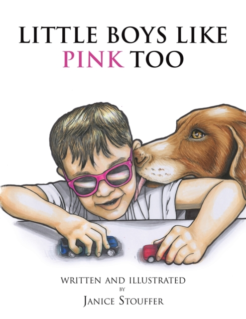 Little Boys Like Pink Too