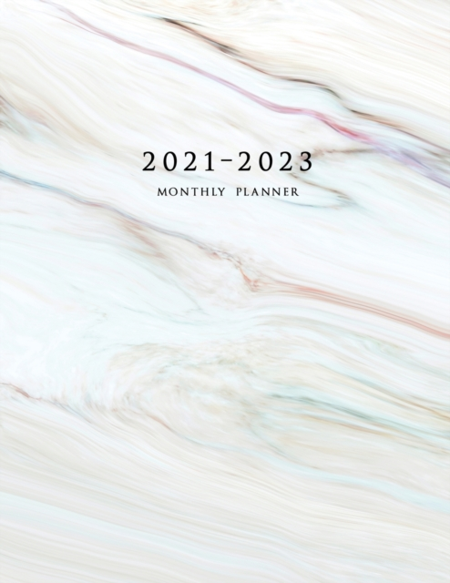2021-2023 Monthly Planner