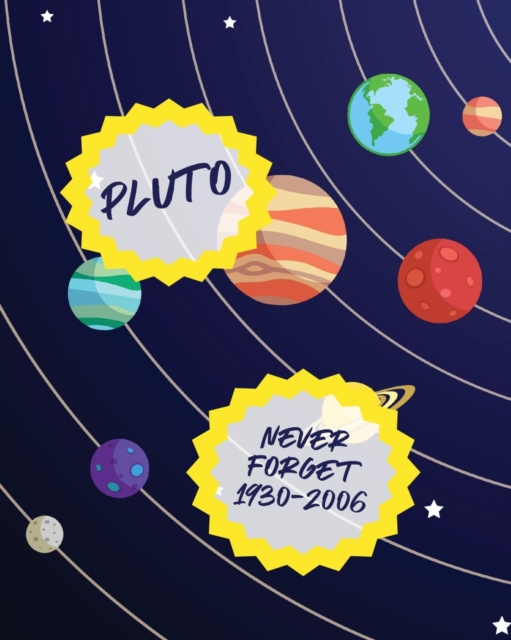 Pluto Never Forget 1930-2006
