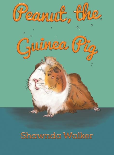 PEANUT THE GUINEA PIG