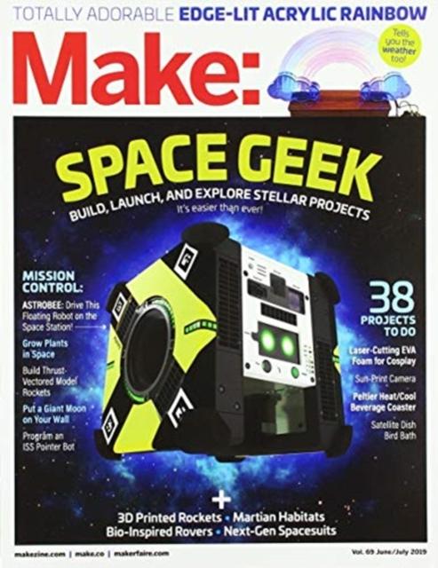 Make: Volume 69