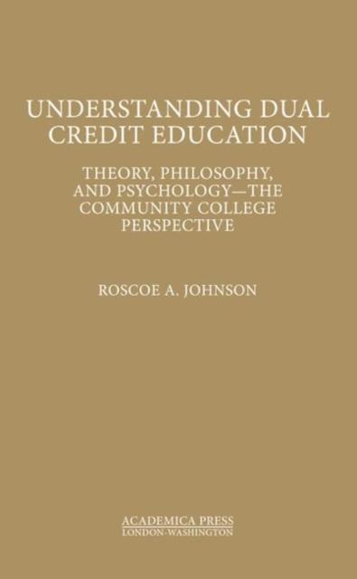 Understanding Dual Credit Education