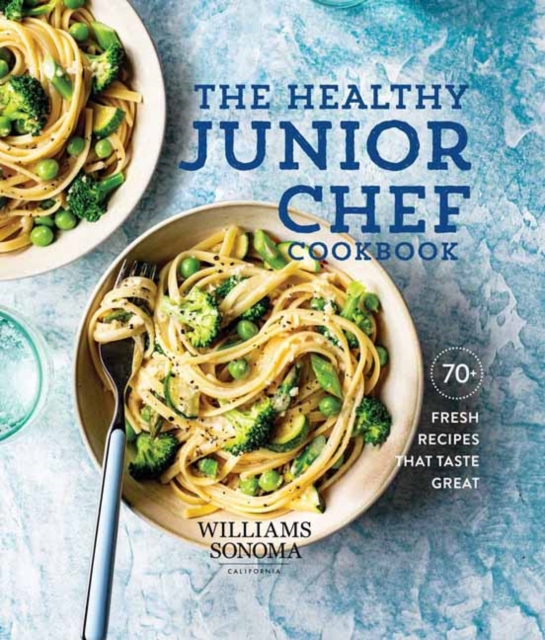 Healthy Junior Chef Cookbook
