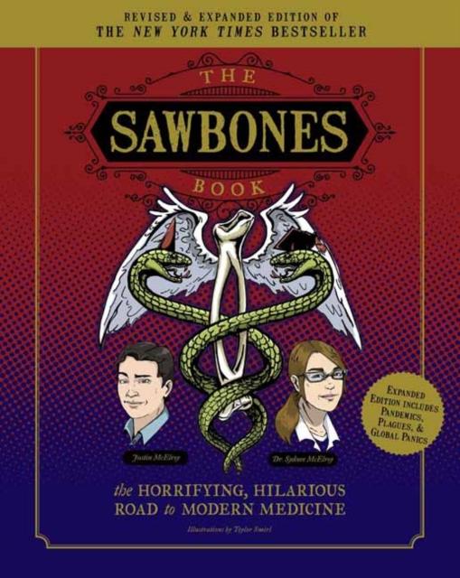 Sawbones Book