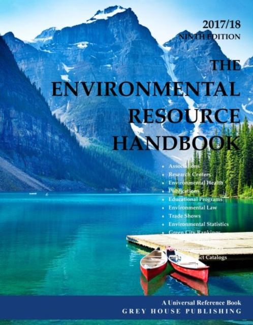 Environmental Resource Handbook, 2017/2018