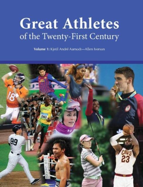 Great Athletes of the Twenty-First Century