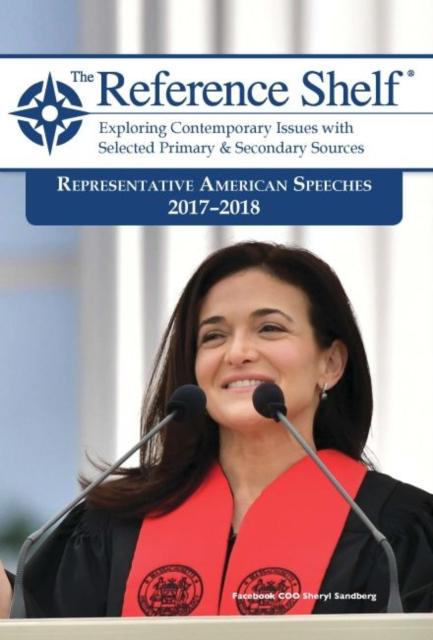 Representative American Speeches, 2017-2018