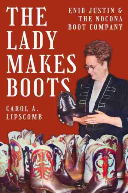 Lady Makes Boots