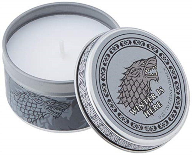 Game of Thrones: House Stark Scented Candle