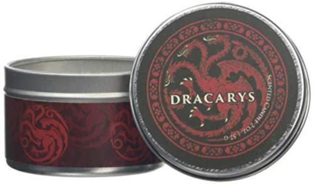 Game of Thrones: House Targaryen Scented Candle