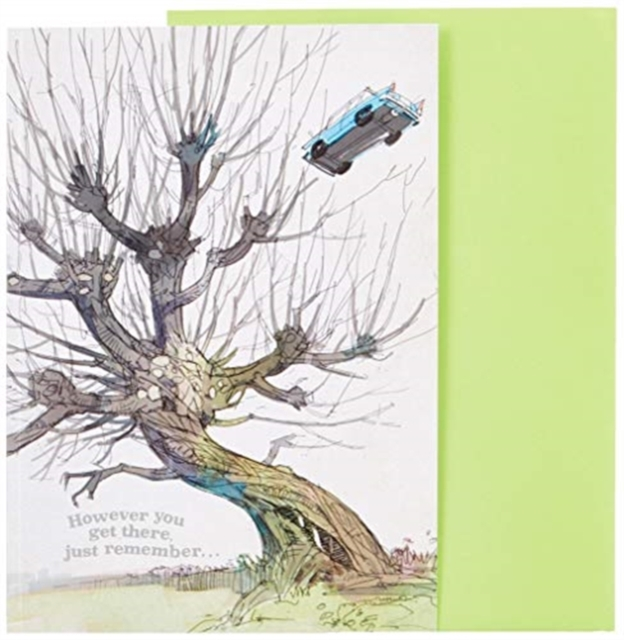 Harry Potter: Whomping Willow Pop-Up Card