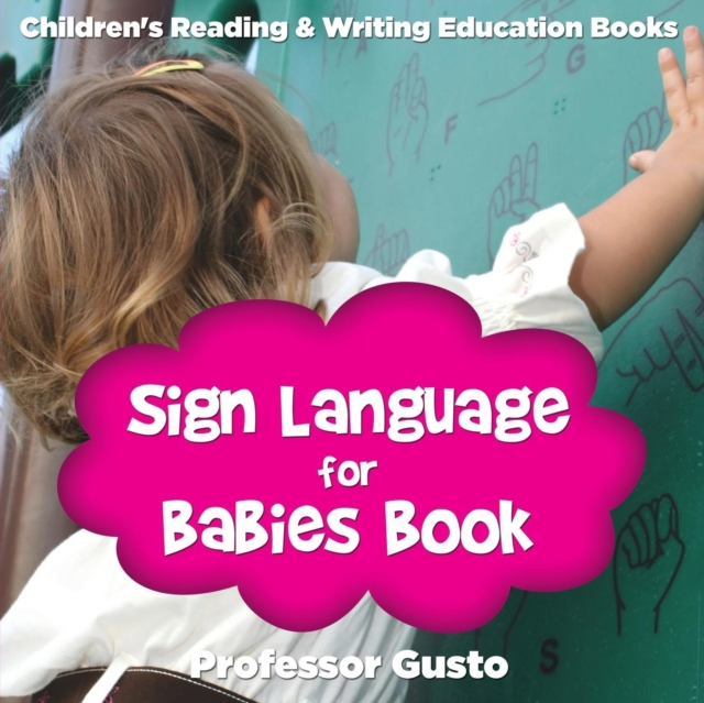 Sign Language for Babies Book