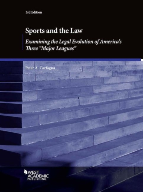Sports and the Law, Examining the Legal Evolution of America's Three