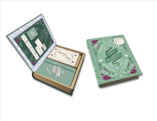 Literary Stationery Sets: Emily Dickinson