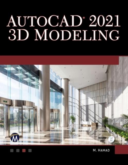 AutoCAD 2021 3D Modelling