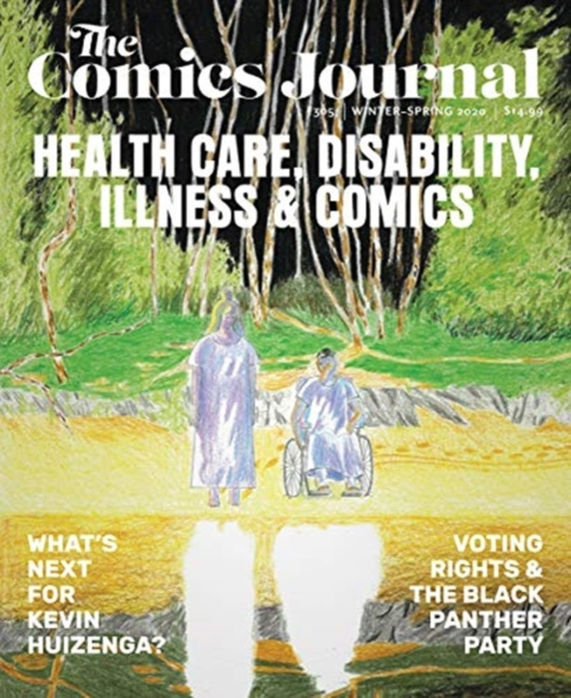 Comics Journal #305