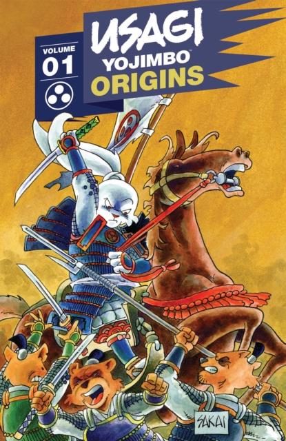 Usagi Yojimbo Origins, Volume 1: Samurai