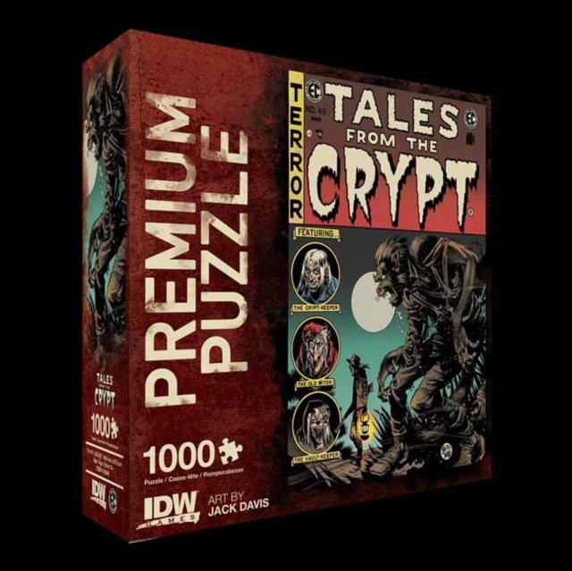 Tales From The Crypt: Werewolf Premium Puzzle