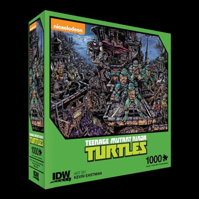 Teenage Mutant Ninja Turtles Universe Premium Puzzle