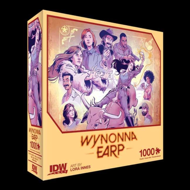 Wynonna Earp: Thirsty Cowgirl Premium Puzzle