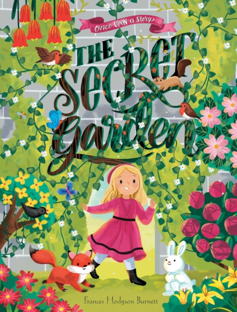 Once Upon a Story: The Secret Garden