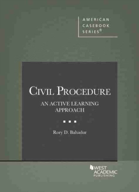 Civil Procedure, An Active Learning Approach
