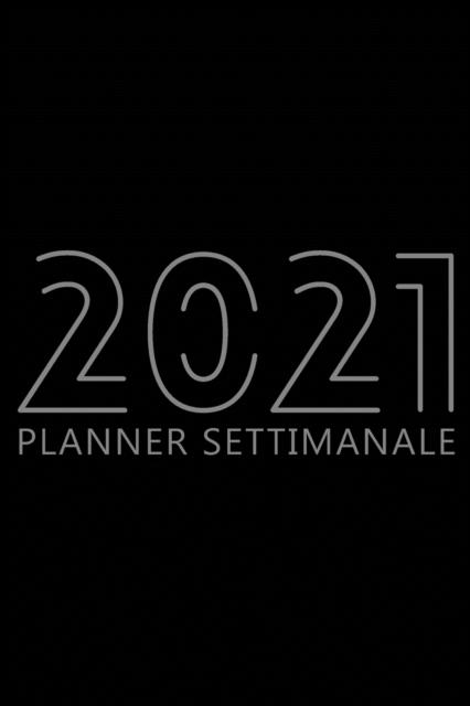 2021 Planner Settimanale