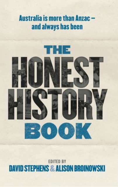 Honest History Book