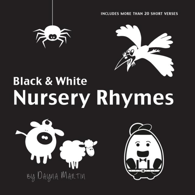 Black and White Nursery Rhymes