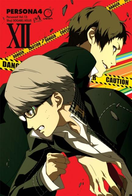 Persona 4 Volume 12
