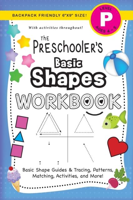Preschooler's Basic Shapes Workbook