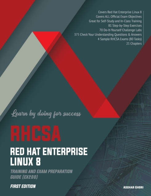RHCSA Red Hat Enterprise Linux 8