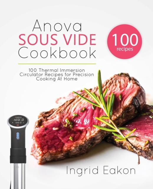 Anova Sous Vide Cookbook